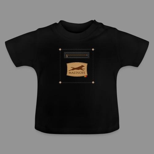 Belgian shepherd Malinois - Baby T-Shirt