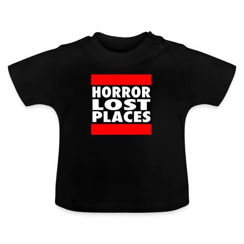 Horror Lost Places - Baby T-Shirt