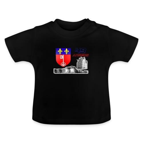 49 Angers - T-shirt Bébé
