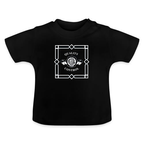 Quality Control by MizAl - Koszulka niemowlęca