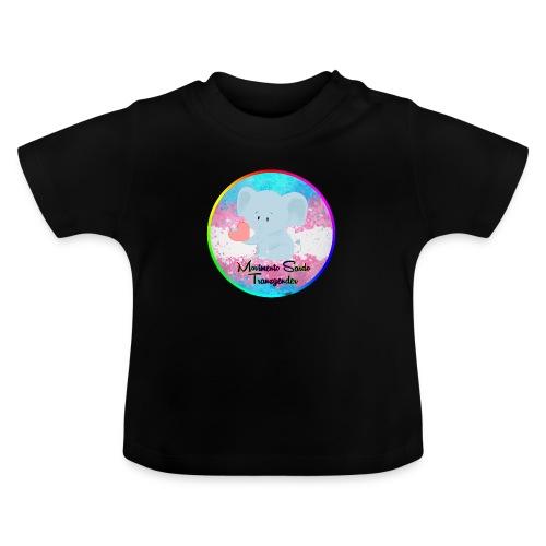 Logo Dell'Associazione Movimento Sardo Transgender - Maglietta per neonato