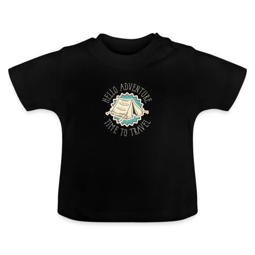 adventure font 5 - Maglietta per neonato