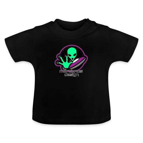 Logo Marcianos v.2 - Camiseta bebé