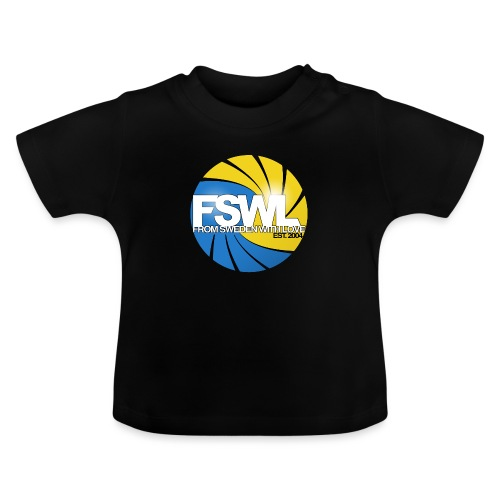 From Sweden With Love (FSWL) - Baby-T-shirt