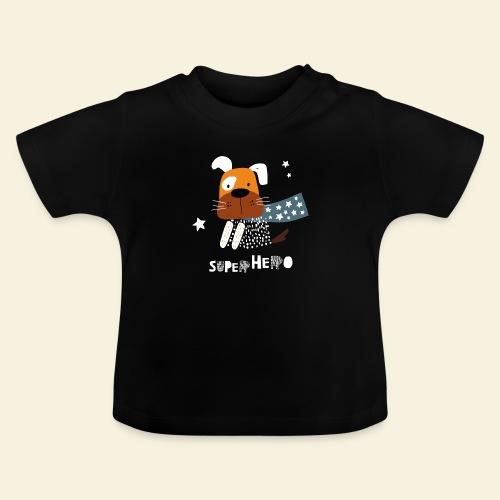 SuperHero - es kann nur Einen geben - Baby T-Shirt