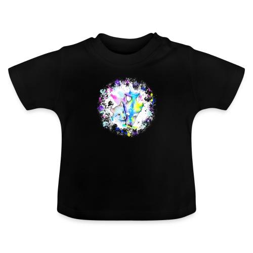 Loups - T-shirt Bébé