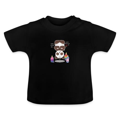 Panda Love - Baby T-shirt