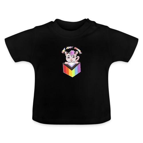 Not just a month - Baby T-shirt