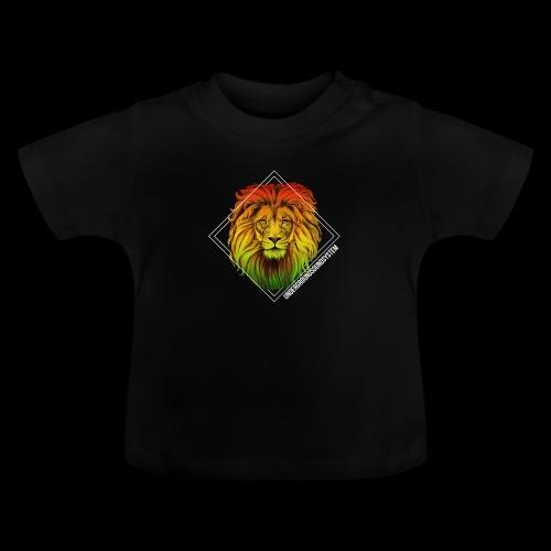 LION HEAD - UNDERGROUNDSOUNDSYSTEM - Baby T-Shirt