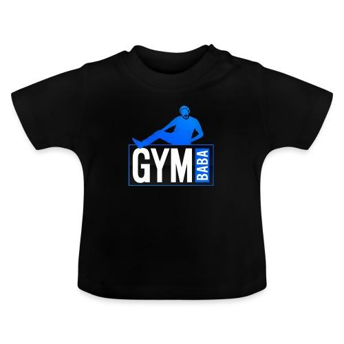 Gym baba 2 bleu - T-shirt Bébé