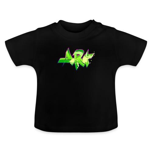 old school hip hop breakdance 17 - Baby-T-shirt