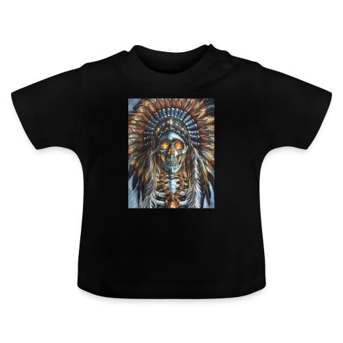 jefe indio - Camiseta bebé