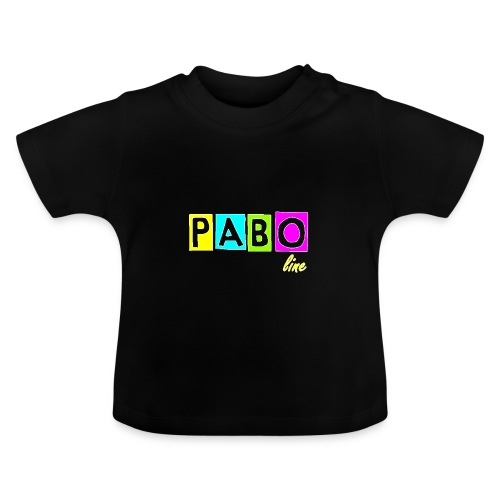 pabo line 4 color - Baby T-Shirt