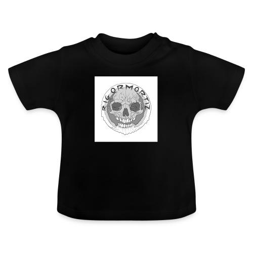 RIGORMORTIZ BOLD LOGO - Baby T-Shirt