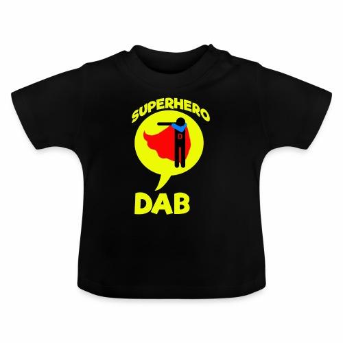 Dab supereroe/ Dab Superhero - Maglietta per neonato