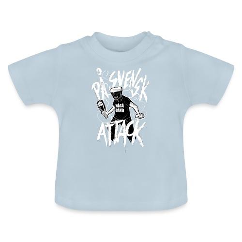 På Svenska Tack - Baby T-Shirt