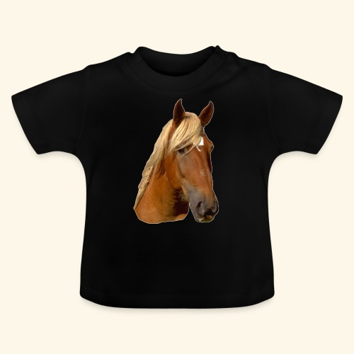 Horse Head - Baby T-Shirt