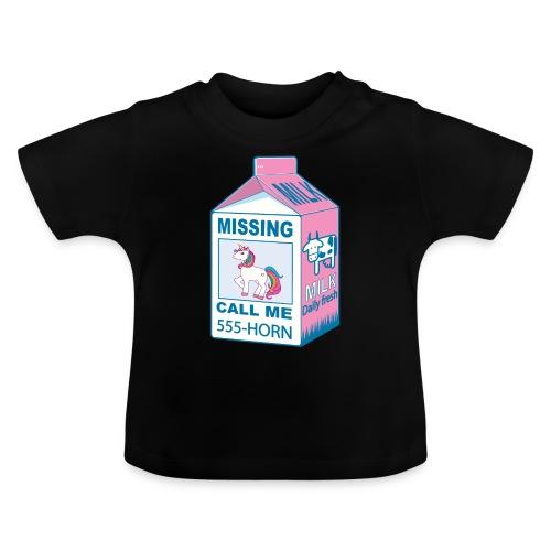 Missing Unicorn - Lost Unicorn - Baby T-Shirt