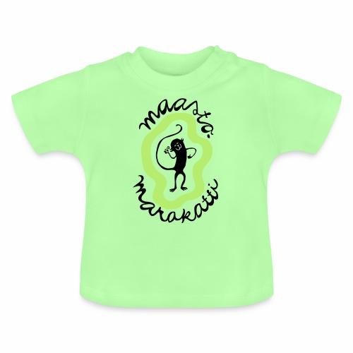 Maastomarakatti - Vauvan t-paita