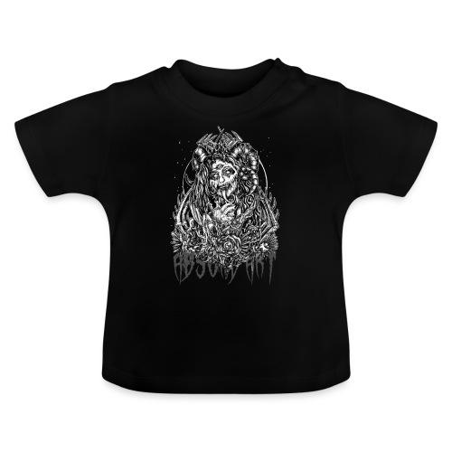 Murderous Beauty, Black'n White, Absurd Art - Baby T-Shirt