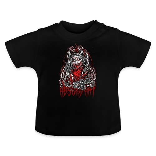 Murderous Beauty Absurd Art - Baby T-Shirt