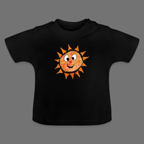 Aurinko - Vauvan t-paita