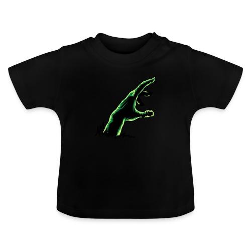main_zombie - T-shirt Bébé