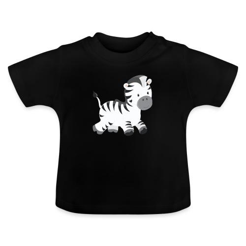 Zebra - Baby T-Shirt