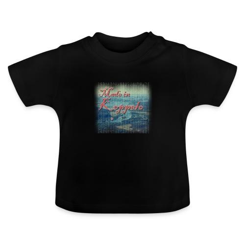 Made in Koppelo lippis - Vauvan t-paita