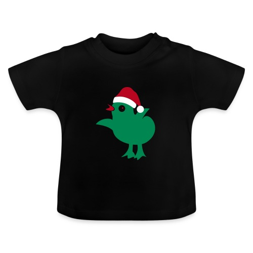 Küken Weihnachten - Baby T-Shirt