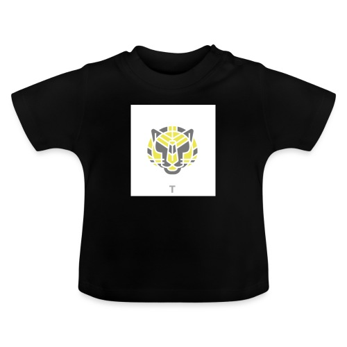 Tiger fra jungle - Baby T-shirt