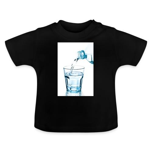 Glas-water-jpg - Baby T-shirt