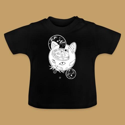 Kosmiczny Kot Imperator - Koszulka niemowlęca
