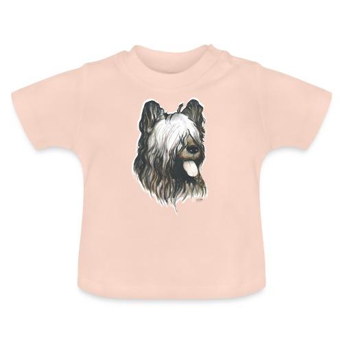 BRIARD Chien - T-shirt Bébé