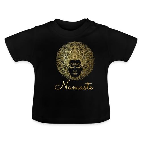 Namaste Yoga Goddess - Baby T-Shirt