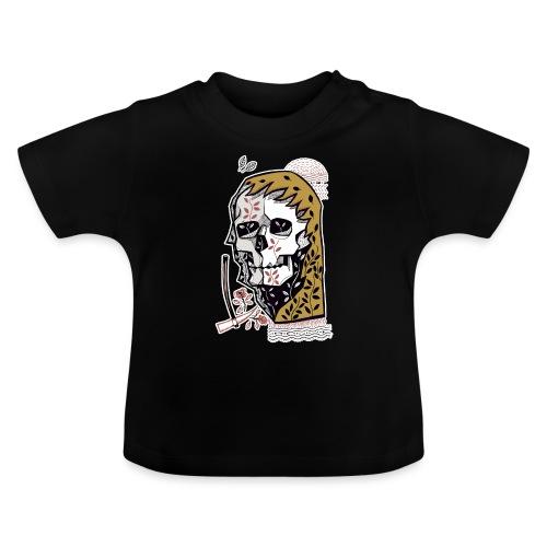 skull - Maglietta per neonato