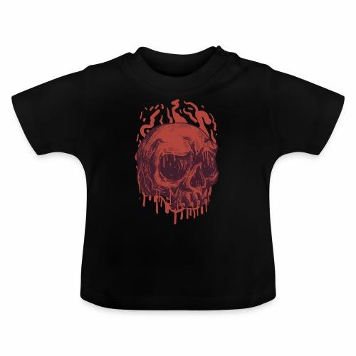 Bloody Skull - Vauvan t-paita