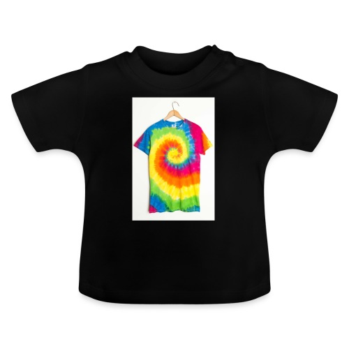 tie die small merch - Baby T-Shirt
