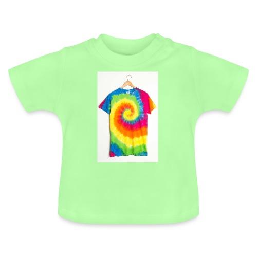 tie die small merch - Baby T-Shirt