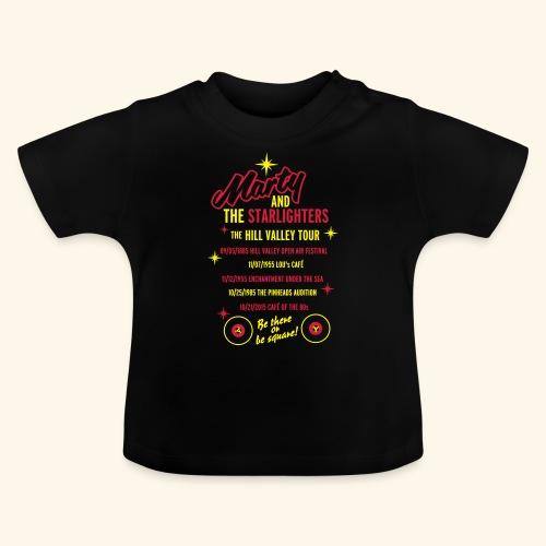 Marty Backprint - Baby T-Shirt