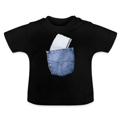 Jeans Baggy by #OneCreativeArts - Baby T-Shirt