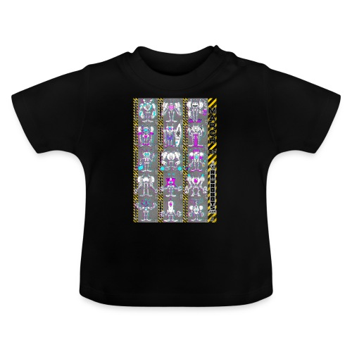 #MarchOfRobots ! NR 16-30 - Baby T-shirt