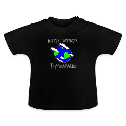 Kiitti - Vauvan t-paita