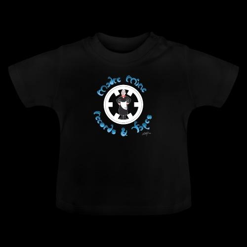 PC34 - madre mine records tapes la señora arcos - Camiseta bebé