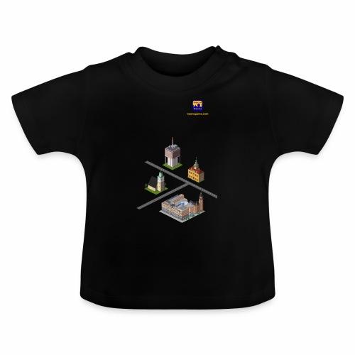 Raumagame mix - Vauvan t-paita