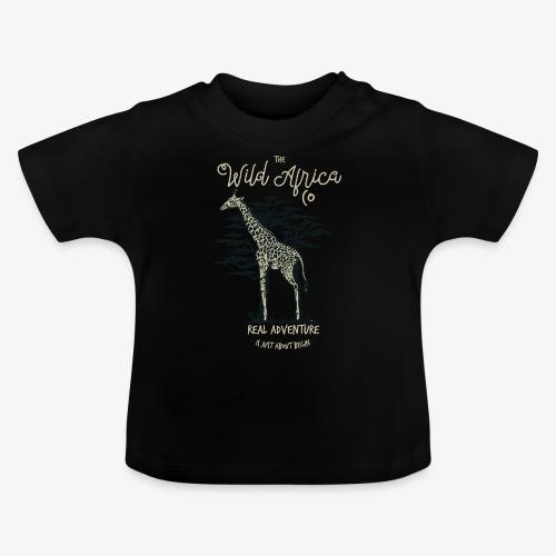 Girafe - T-shirt Bébé