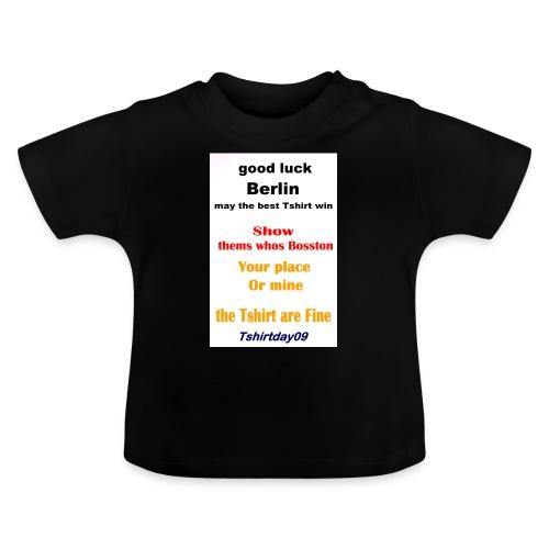 INTERNATIONAL09 - Baby T-Shirt