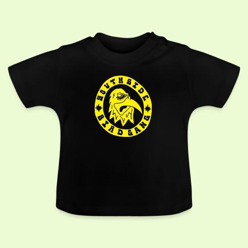 YELLOW EAGLE LOGO - Vauvan t-paita