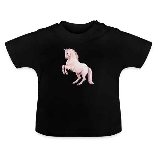 White stallion - Baby T-Shirt