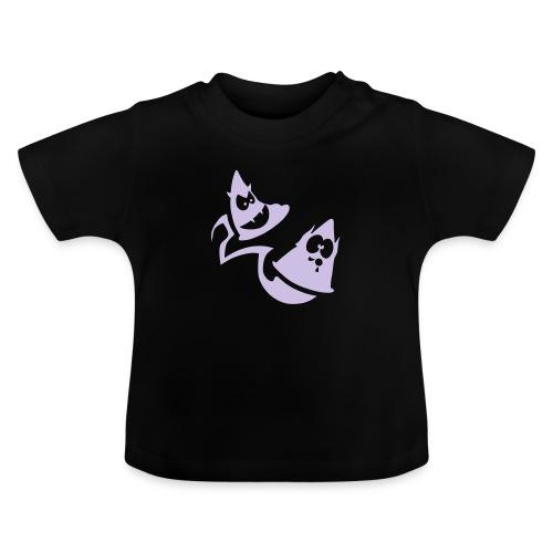 Conos diabolicos con estela - Camiseta bebé
